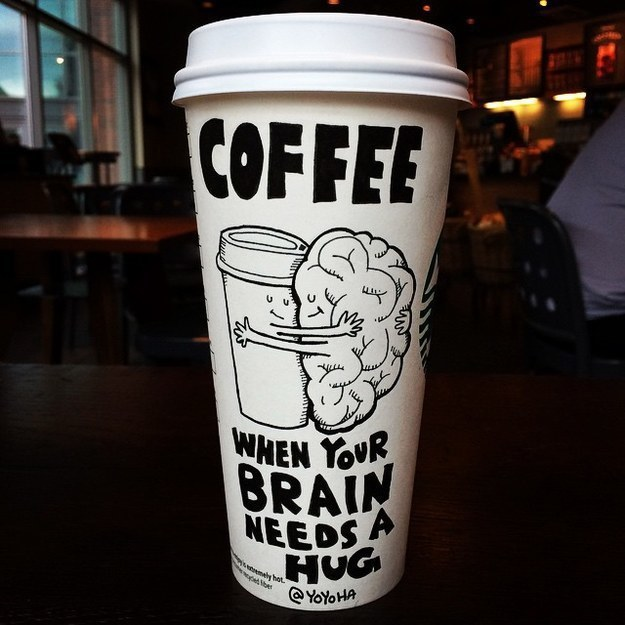 How Coffee Protects The Brain