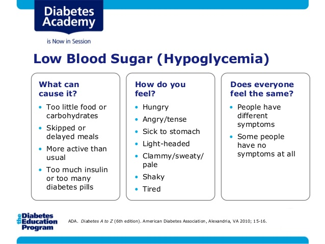 What To Eat For Hypoglycemia